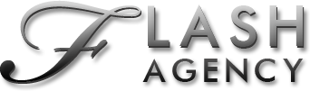 Logo Flash Agency - Erotische Striptease Show